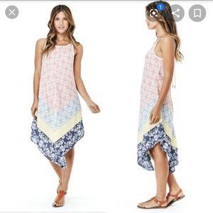 Lovestitch Handkerchief Dress